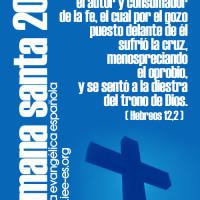 Cartel Semana Santa 2'013