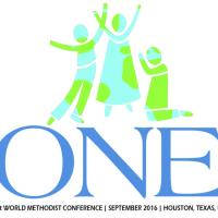 Logo de la Conferencia Mundial Metodista 2016
