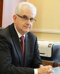 Joel Cortés, Presidente de la Comisión Permanente de la IEE
