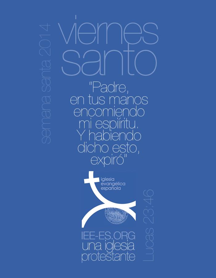 HOMILIA - Viernes Santo (2014) - P. Santiago Martin (FM ...